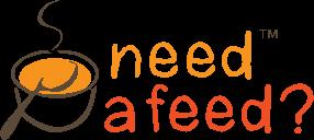 Need A Feed Logo